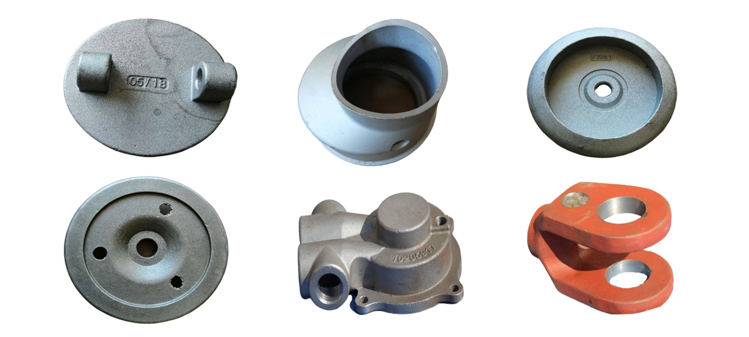 Equipment and Machinery Cast Parts
